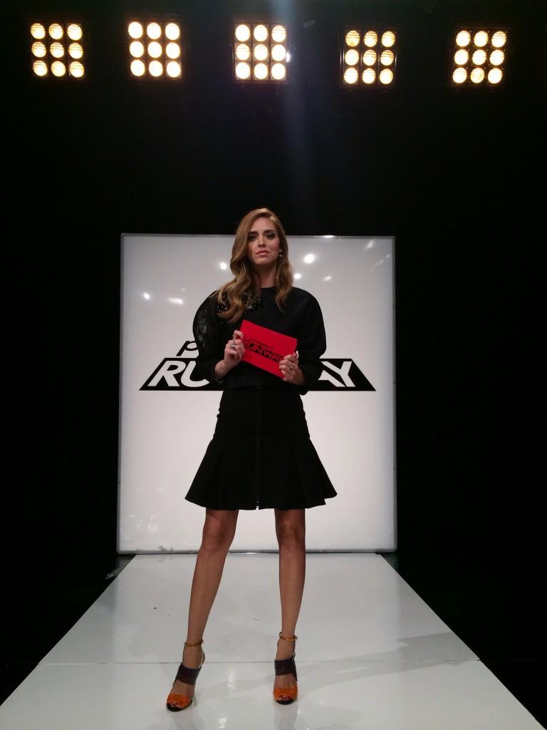 Chiara Ferragni | Project Runway America 4