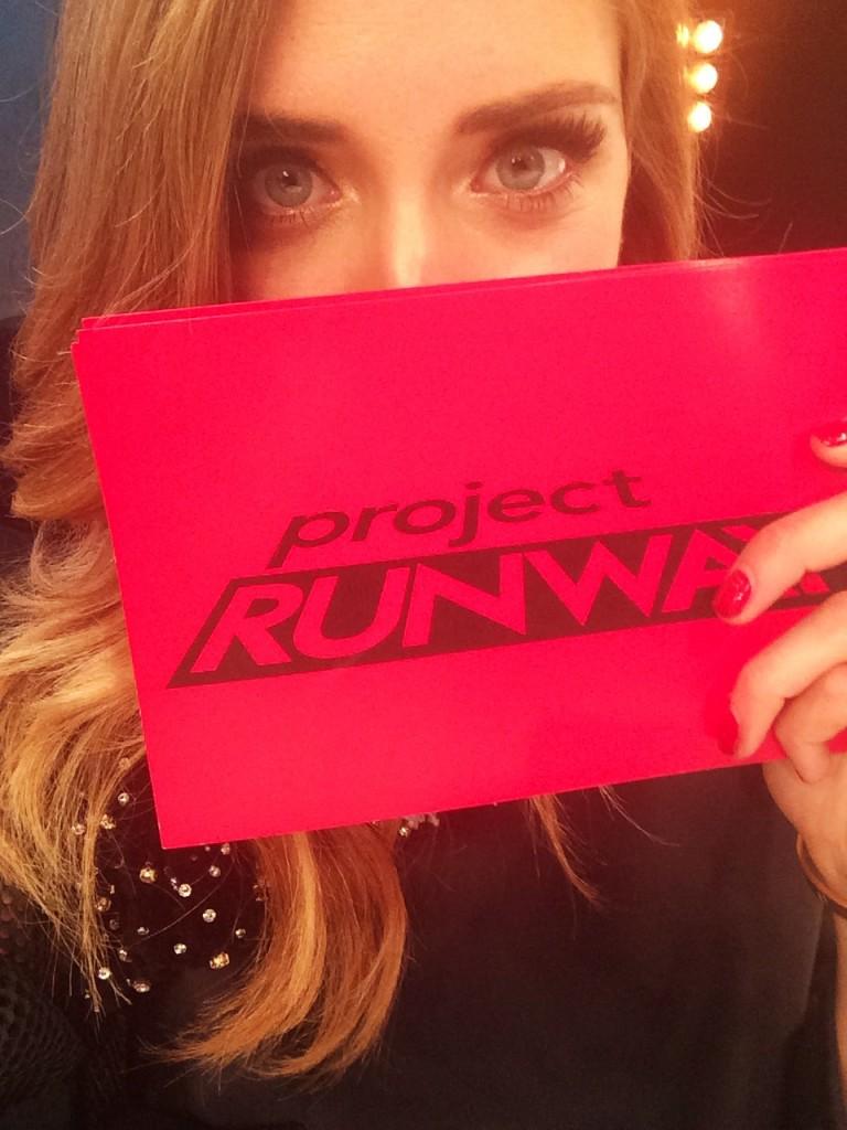 Chiara Ferragni | Project Runway America 7