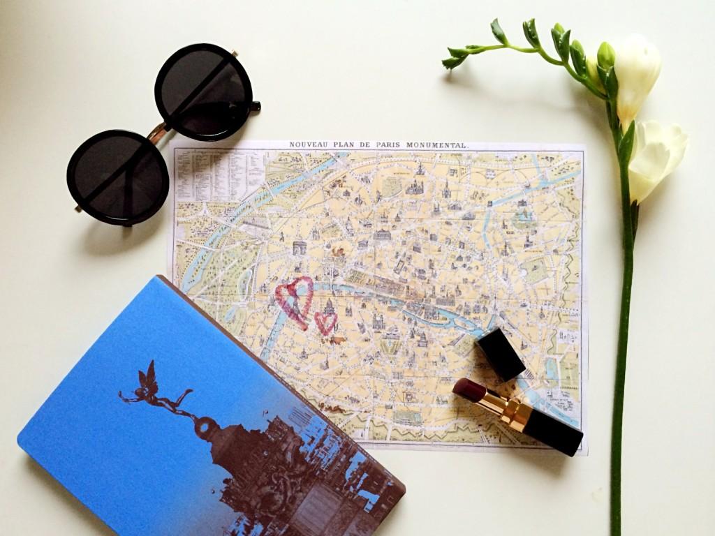 Paris copertina