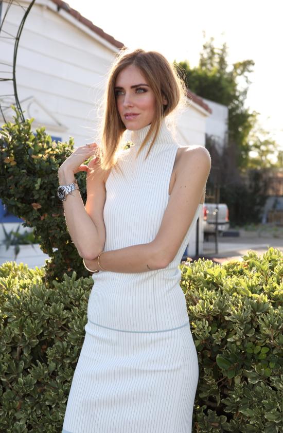 Chiara Ferragni CK Los Angeles 4