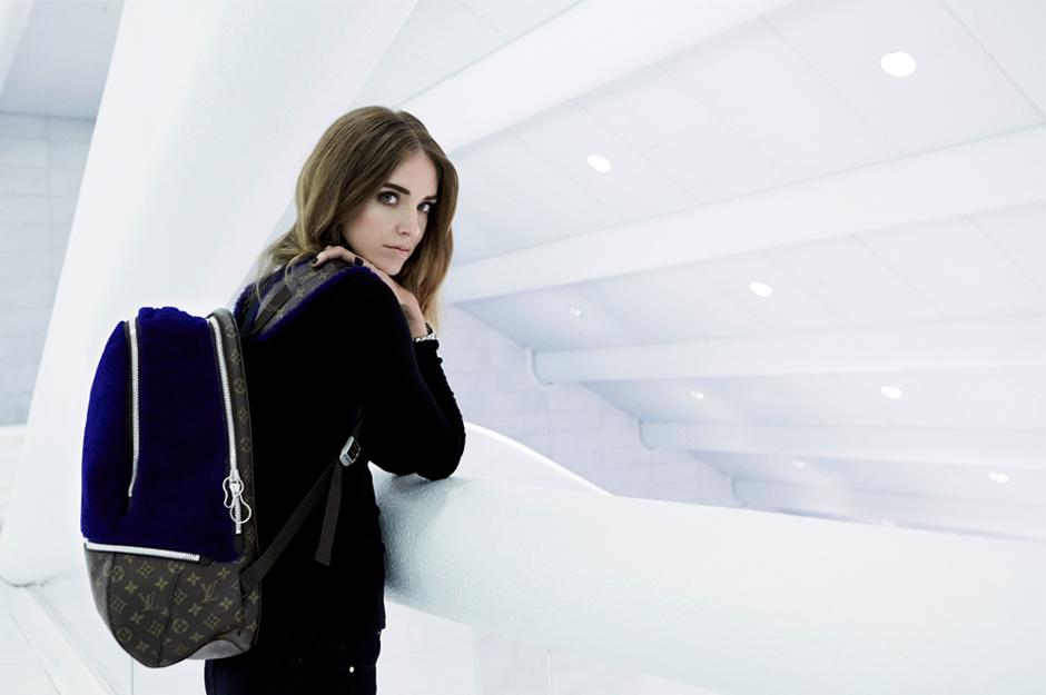 LV backpack 1