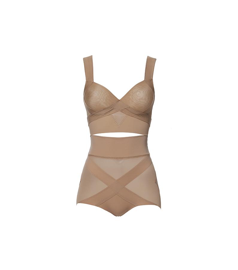 Slip Shape Couture, La Perla + Brassière bra Shape Couture, La Perla