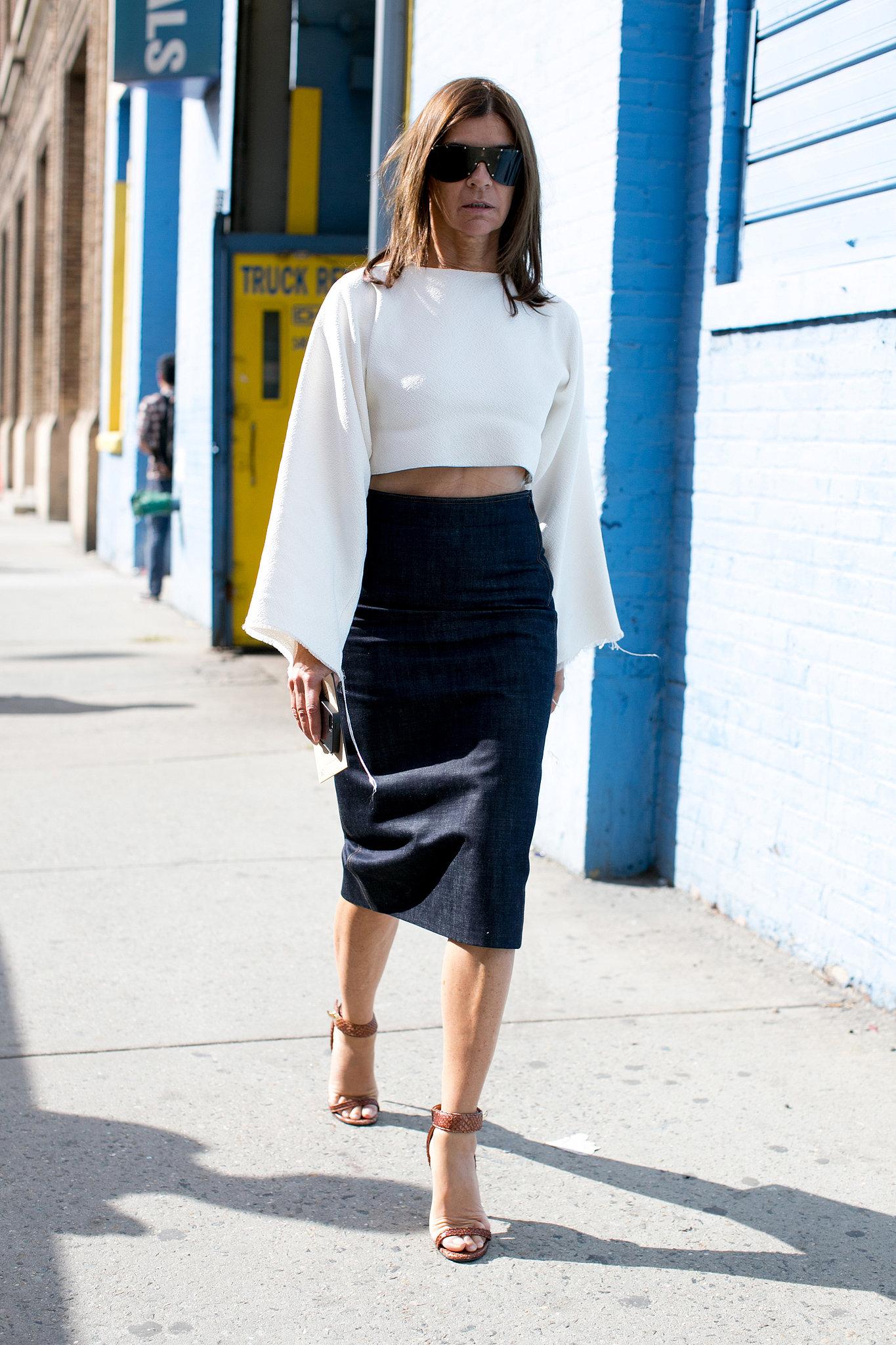 Carine roitfeld fashion spot 8