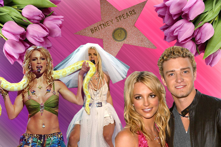 Happy Birthday Britney Spears: 34 of her biggest and emotional moments!