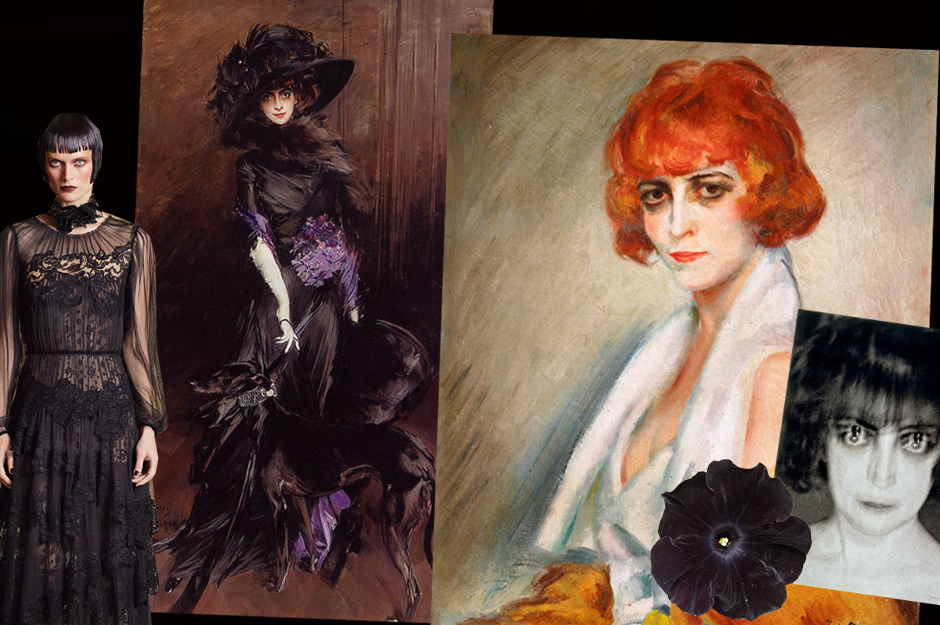 How to dress like… Marchesa Luisa Casati