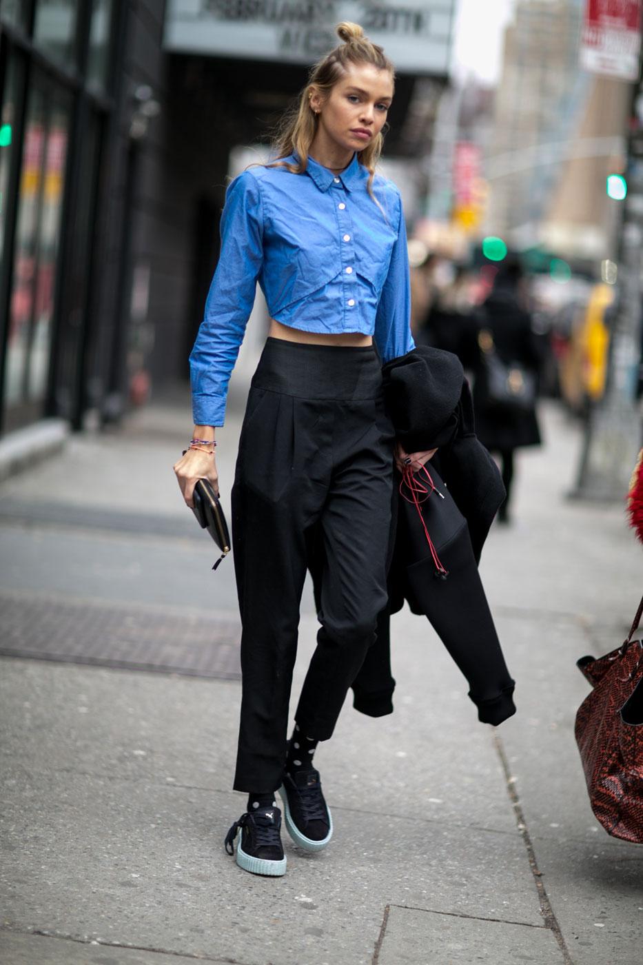 New york fashion braces 80