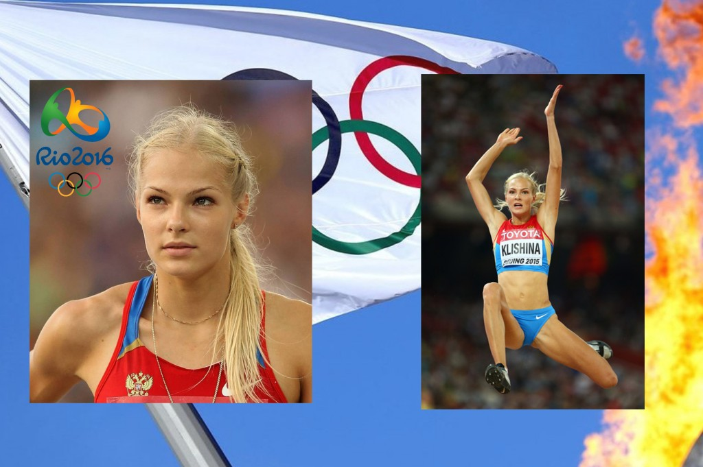 Woman Crush Wednesday: Darya Klishina