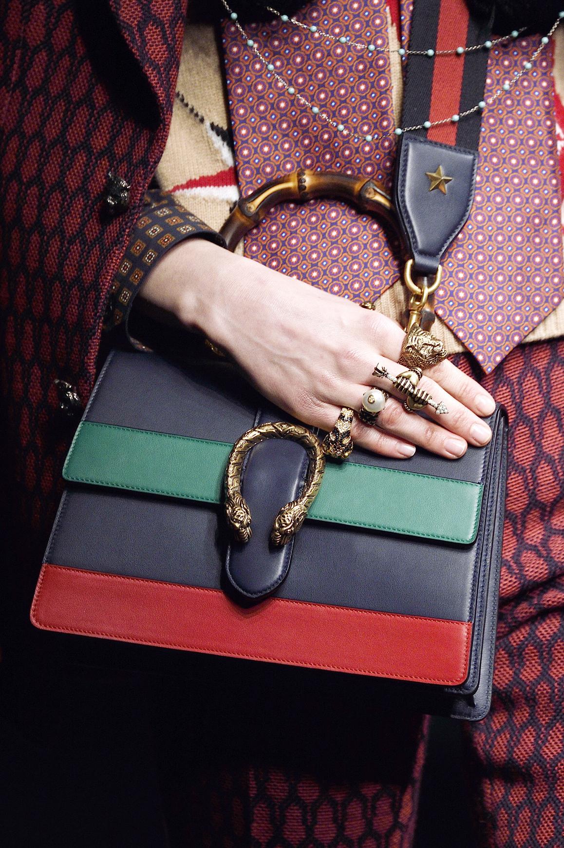 Трендовые сумки зима 2017: как носить модно и с чем