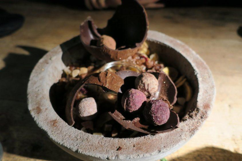 The magical dessert